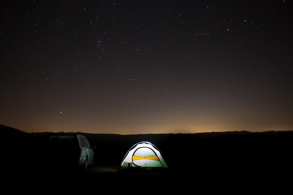 Carrizo Plain night